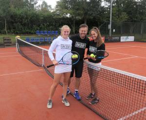 Sophie, Ivo en Bente