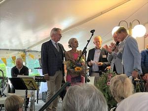 Toespraak oud-voorzitter Wim Franck